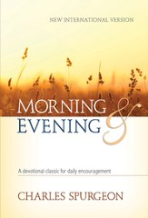 Morning and Evening NIV Edition - eBook