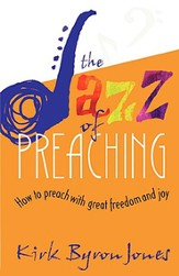 Jazz of Preaching - eBook
