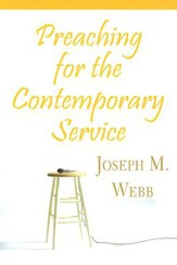 Preaching for the Contemporary Service - eBook
