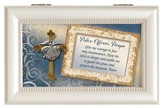 Police Officer's Prayer Music Box