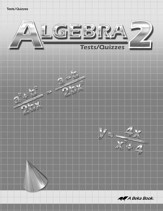 Algebra 2 Tests/Quizzes
