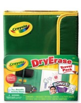 Crayola, Dry-Erase Travel Pack