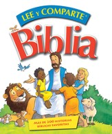 Biblia lee y comparte - eBook