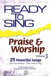 Ready to Sing Praise & Worship, Volume 3