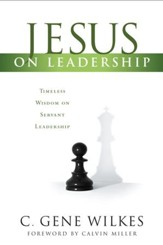 Jesus on Leadership - eBook