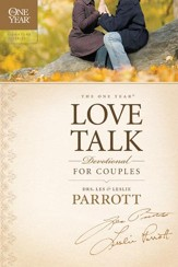 The One Year Love Talk Devotional for Couples - eBook