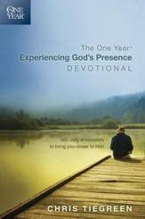 The One Year Experiencing God's Presence Devotional: 365 Daily Encounters to Bring You Closer to Him - eBook