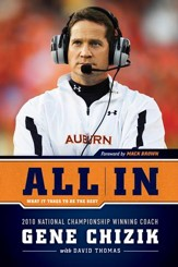 All In: What It Takes to Be the Best - eBook
