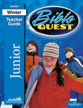 Bible Quest Junior (Grades 5-6) Teacher Guide