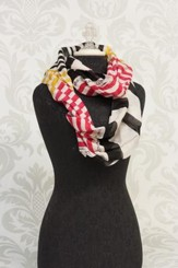 Faith, Hope, Love Scarf Infinity Scarf
