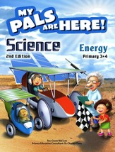 MPH Science Textbook Primary 3&4: Energy (Second Edition)