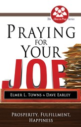 Praying for Your Job: Prosperity, Fulfillment, Happiness - eBook