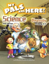 MPH Science Textbook Primary 3&4: Diversity (Second Edition)