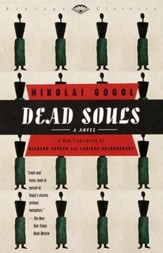 Dead Souls: A Novel - eBook