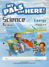 MPH Science Activity Book Primary Grades 3 & 4: Energy, 2nd Ed.