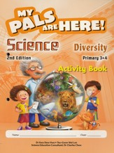 MPH Science Activity Book Primary 3&4: Diversity (Second Edition)
