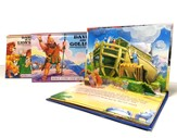 Bible Story Pop-Up Books, 3 Books--Slightly Imperfect