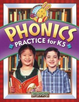 BJU K5 Beginnings, Phonics Practice Book
