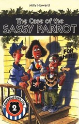 Crimebusters Inc. Series #2: The Case of the Sassy Parrot