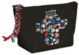 Cross of Flowers, Cosmetic Bag