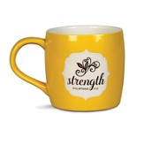 Filled With Strength Mug