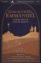 God With Us, Emmanuel: Christmas for Senior Adult Choir