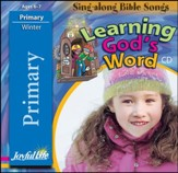 Learning God's Word Primary (Grades 1-2) Audio CD