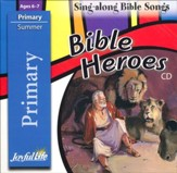 Bible Heroes Primary (Grades 1-2) Audio CD