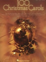 100 Christmas Carols, Songbook for Piano-Vocal-Guitar