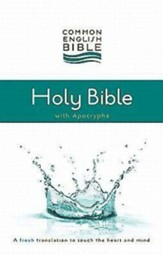 CEB Common English Bible with Apocrypha - eBook