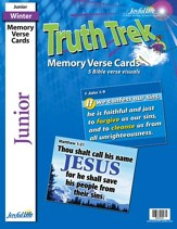 Truth Trek Junior (Grades 5-6) Memory Verse Visuals