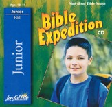 Bible Expedition Junior (Grades 5-6) Audio CD