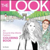 The Look, Fashion Coloring Book for Adults