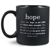 Hope Basic Faith Ceramic Mug