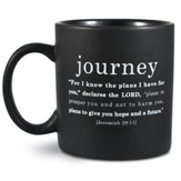 Journey Basic Faith Ceramic Mug