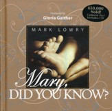 Mary, Did You Know? Book and CD  - Slightly Imperfect