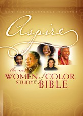 Aspire: The New Women of Color Study Bible: For Strength and Inspiration - eBook