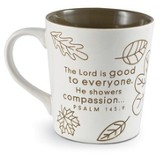 The Lord is Good Mug
