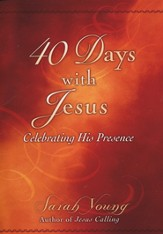 40 Days with Jesus: Celebrating His Presence (25 Pack)