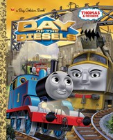 Day of the Diesels (Thomas & Friends) - eBook