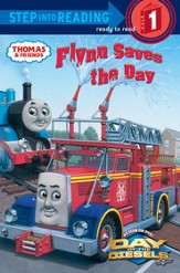 Flynn Saves the Day (Thomas & Friends) - eBook