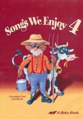 Songs We Enjoy CD--Grade 4