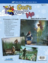 God's Word and Me Beginner (ages 4 & 5) Bible Stories