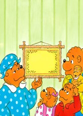 Los osos Berenstain, Dios te ama / God Loves You - eBook