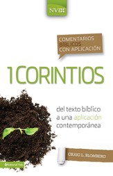 1 Corintios: From biblical text . . . to contemporary life - eBook