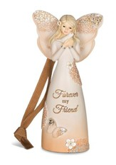 Forever My Friend, Hanging Angel Ornament