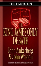 The Facts on the King James Only Debate - eBook