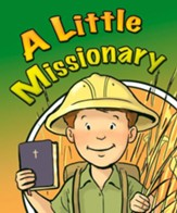 A Little Missionary Song Visuals (Primary)