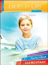 Elementary, Teacher's Guide, Winter 2013