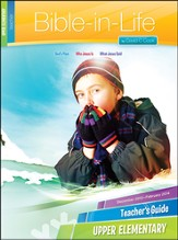 Upper Elementary, Teacher's Guide, Winter 2013